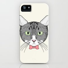 Cat iPhone (5, 5s) Slim Case