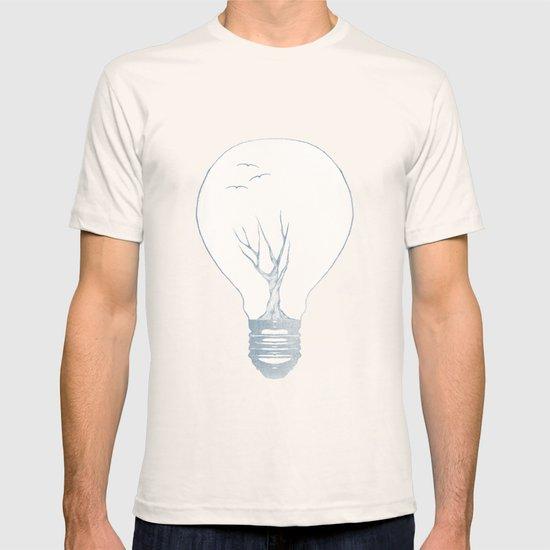 Ideas Grow T-shirt