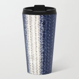 Dip-dye Crochet Travel Mug