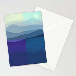 Moody Landscape N.2 Stationery Cards