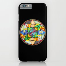 Mandala: Soul Mates iPhone 6s Slim Case