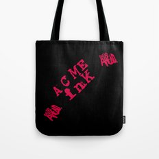 FOR THE WILD CARD INK CONVENTION TABLES Tote Bag