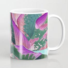 519 - Abstract Garden Design Coffee Mug
