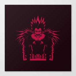 God of Death Canvas Print