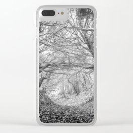 The Holloway Clear iPhone Case