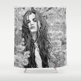 Get Gone Shower Curtain