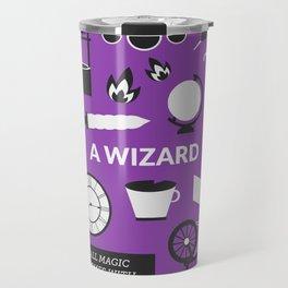 OUAT - A Wizard Travel Mug