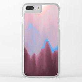 Mountain Heart Clear iPhone Case