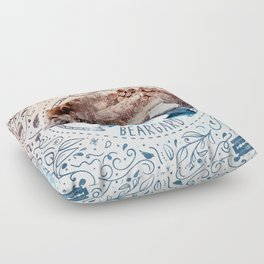 Beargard (Terra Indigene) Floor Pillow