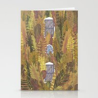 home sweet home Stationery Cards featuring Home by David Avend