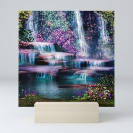 Fantasy Forest Mini Art Print