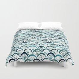 Mermaid Lagoon Duvet Cover