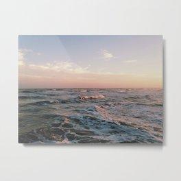 Ocean/A Lot Of Water Metal Print