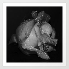Rain in my Heart Art Print