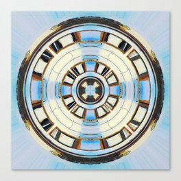 Compact Disk Canvas Print