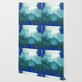 Celestite Abstract Wallpaper