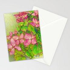 Satomi Dogwood, Pencil Sketch Stationery Cards
