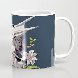 Lady and Dragon Coffee Mug