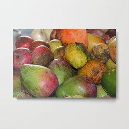 Mangoes Metal Print