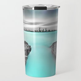Quantum Divide Travel Mug