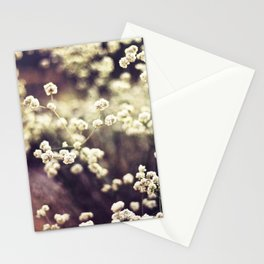 Baby's Breath 2 Stationery Cards
