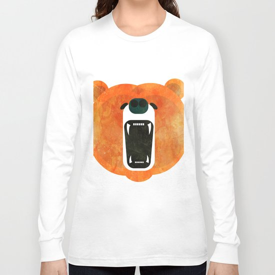 Bear Long Sleeve T-shirt