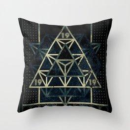 Sacred Geometry for your daily life - METATRON MATRIX Throw Pillow