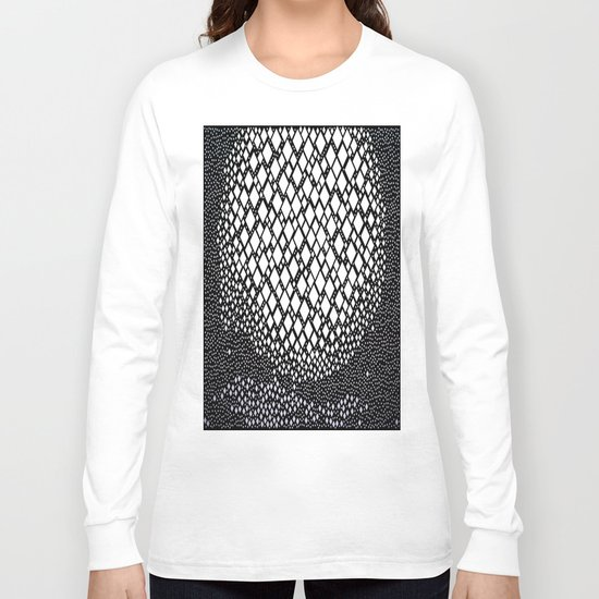 Diamonds and Dots Long Sleeve T-shirt