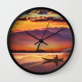 Sublime! Wall Clock