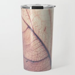 Hazy Leaf Travel Mug