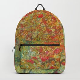Changing Season Impression Backpack