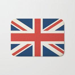Union Jack UK Flag Bath Mat