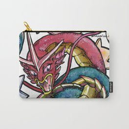 Red & Blue Carry-All Pouch