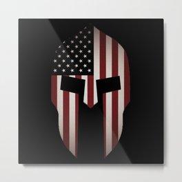 USA Spartan  Metal Print