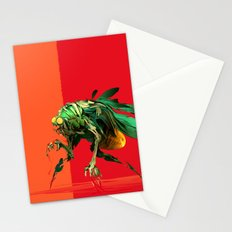 Mad fly Stationery Cards