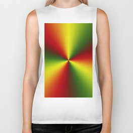 Abstract perfection - 101 Biker Tank