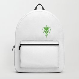 Desire is the root of evil | Gautama Buddha Backpack