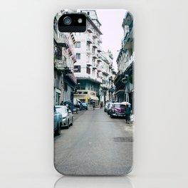 Centro Habana iPhone Case