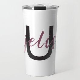 You Jelis Travel Mug