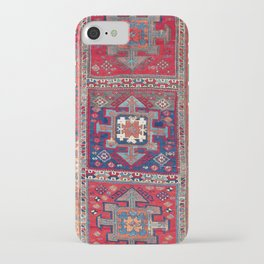 Kurdish Malatya East Anatolian Rug Print iPhone Case