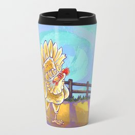 Animal Parade Chicken Travel Mug