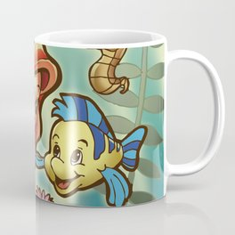 Under the sea Coffee Mug