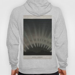 The Trouvelot Astronomical Drawings (1881) - The Aurora Borealis Hoody