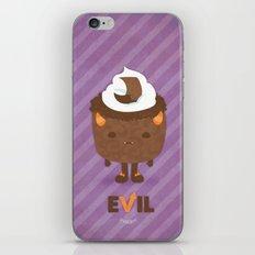Devil's Food Cake iPhone & iPod Skin