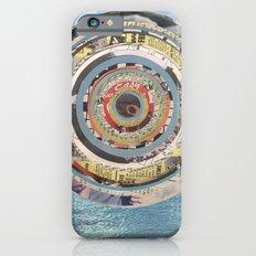 Round Sea Slim Case iPhone 6s
