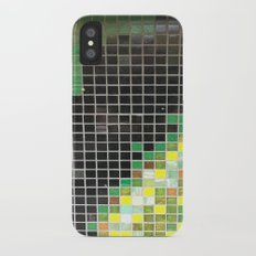 tile wall Slim Case iPhone X