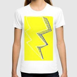 Yellow Volt Lightning T-shirt