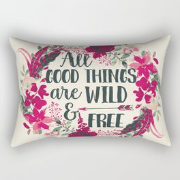 Sweet Sayings 2 Rectangular Pillow