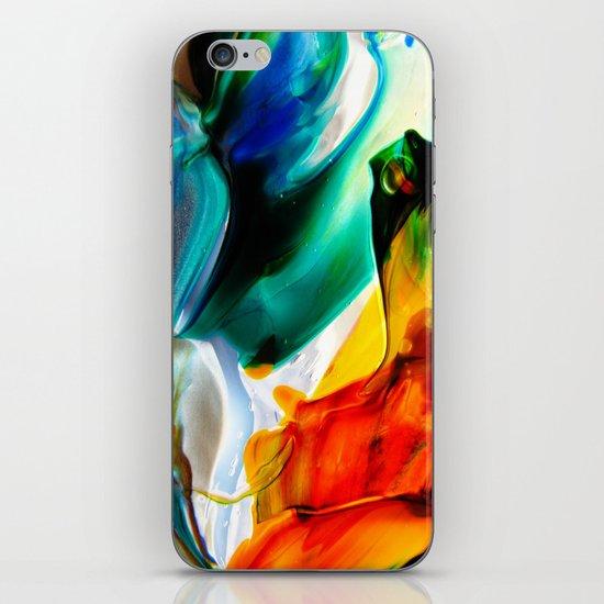 Marquis Reagent iPhone Skin