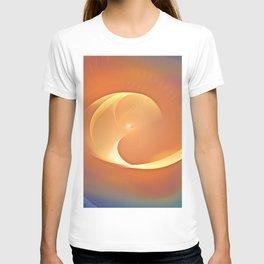 Abstract lighteffects -12- T-shirt